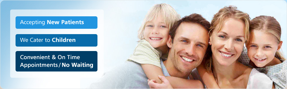 Family and General Dentistry in Delaware Ohio - Lechner