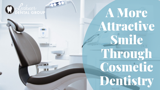 Talk To Your Dentist About These Cosmetic Treatments